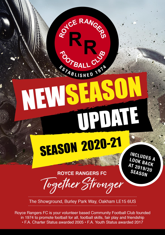 Royce Season Update Cover 2020